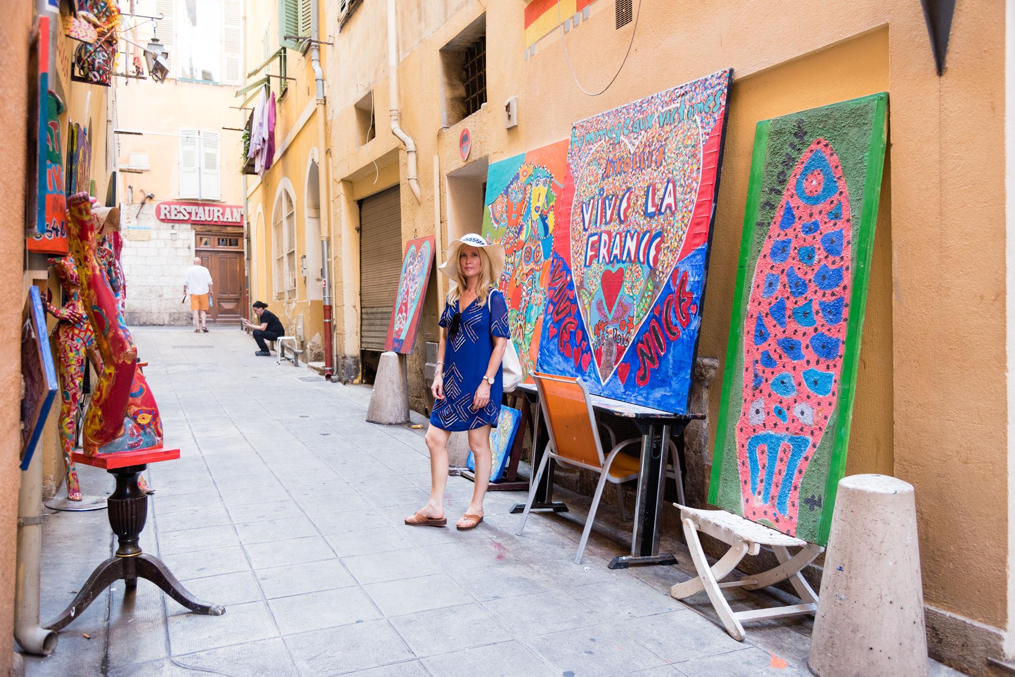 Streets of Nice-1000