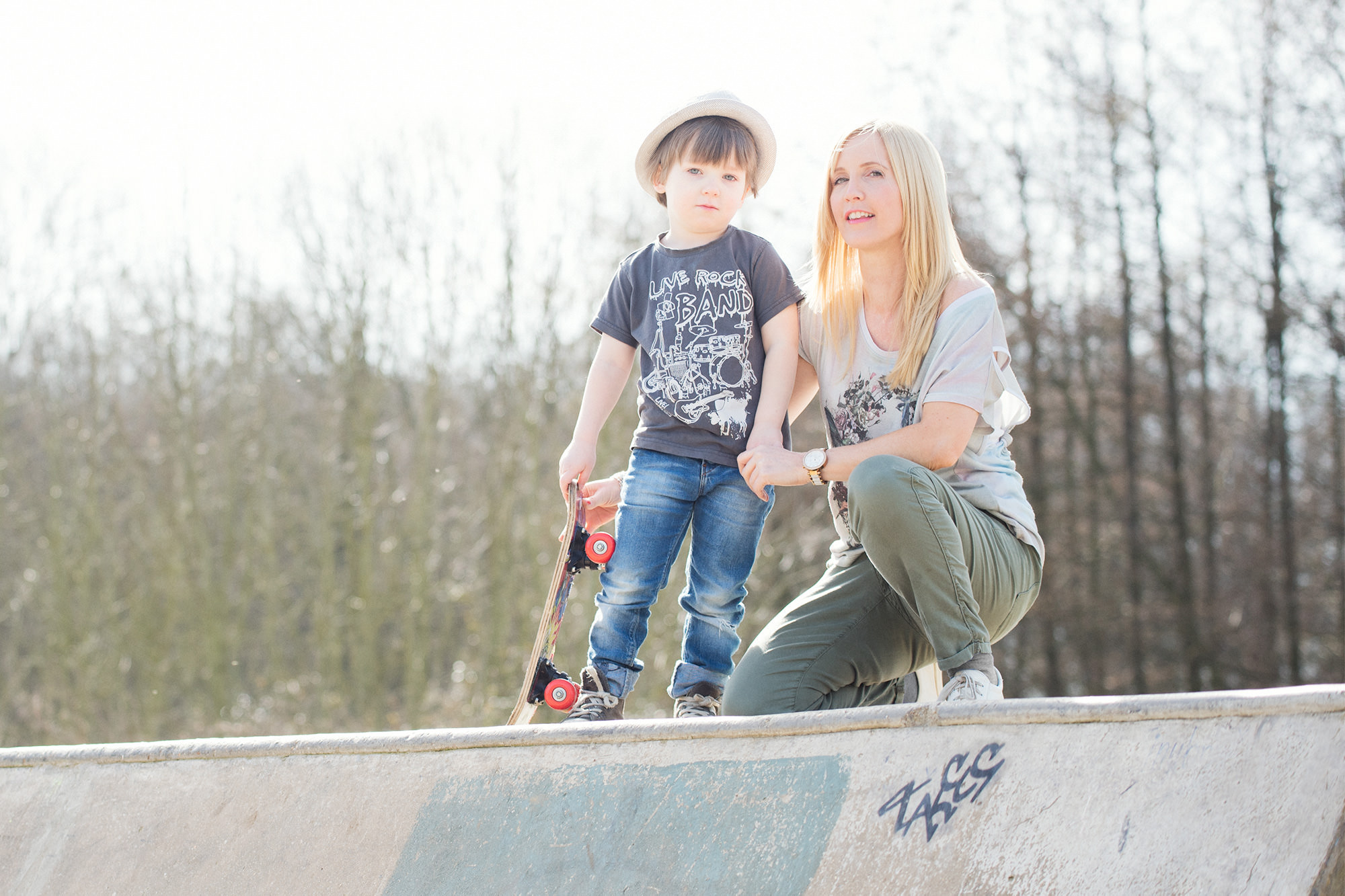 fashion-blogger-with-her-little-boy